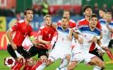 AUT, UEFA Euro 2016 Qualifikation, Oesterreich vs Russland