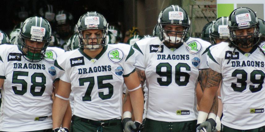 Graz Giants vs Danube Dragons
