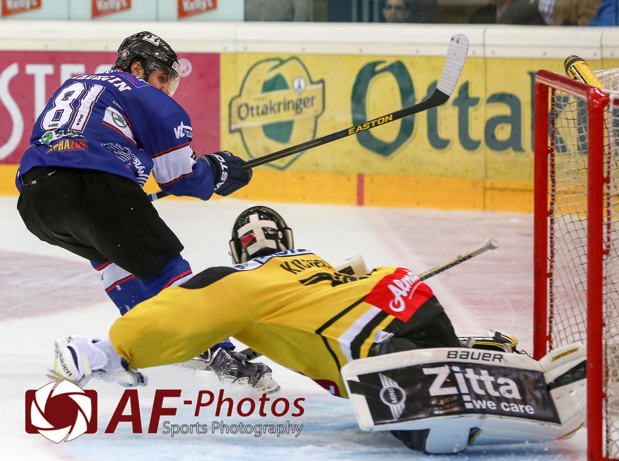 UPC Vienna Capitals vs Fehervar AV19