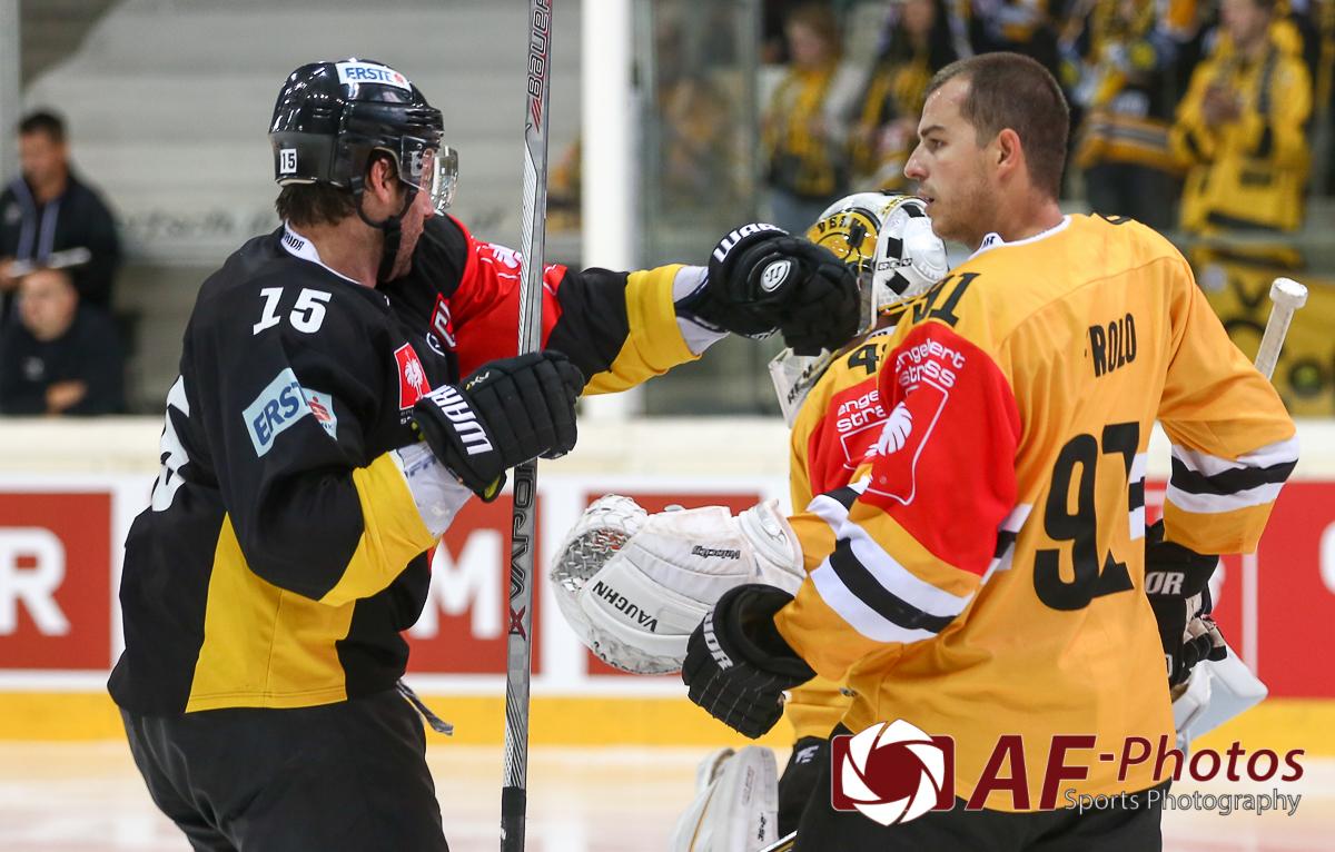 Vienna Capitals vs HC Litvinov