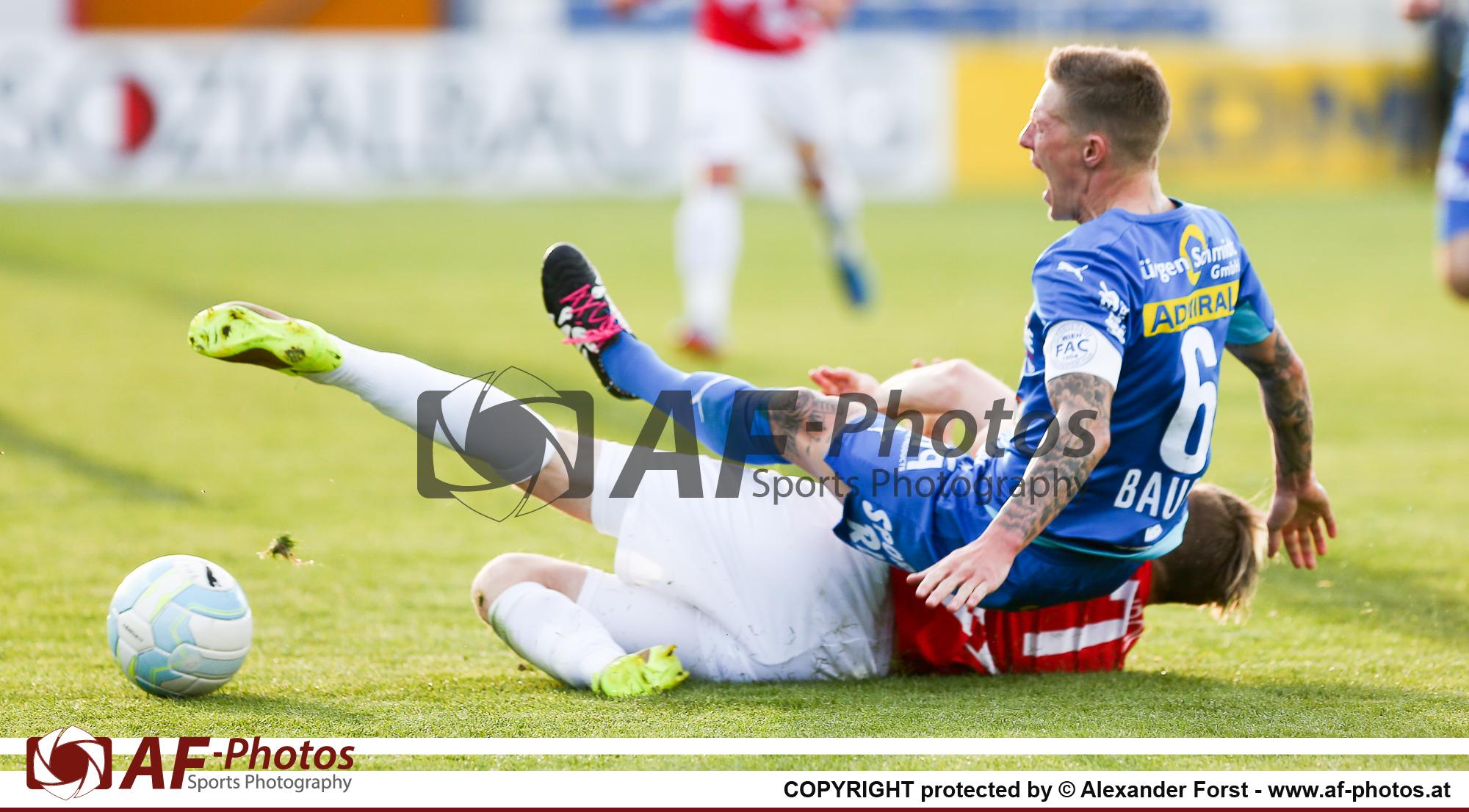 FAC Wien vs SK Austria Klagenfurt