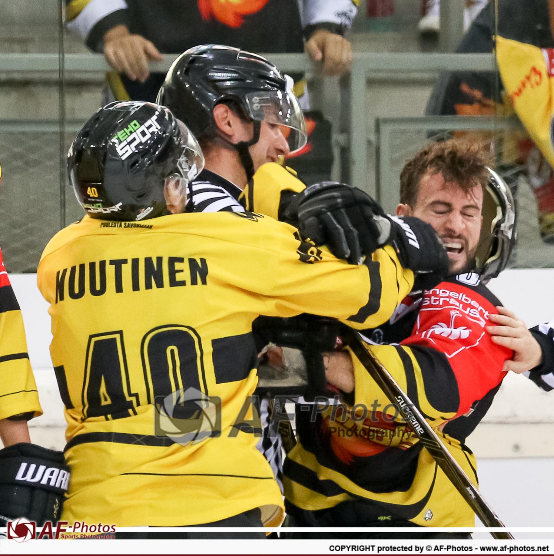 UPC Vienna Capitals vs Kalpa Kuopio