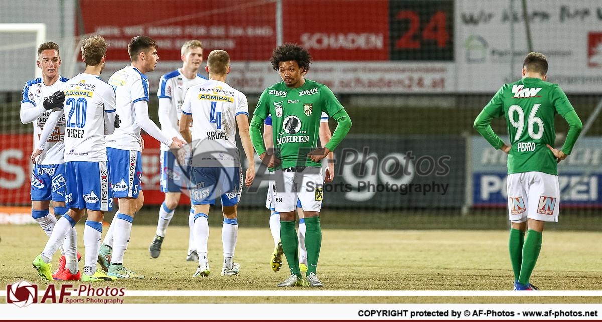 FAC Wien vs SC Austria Lustenau