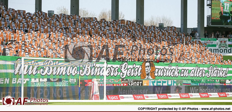 SKN St. Poelten vs SK Rapid Wien