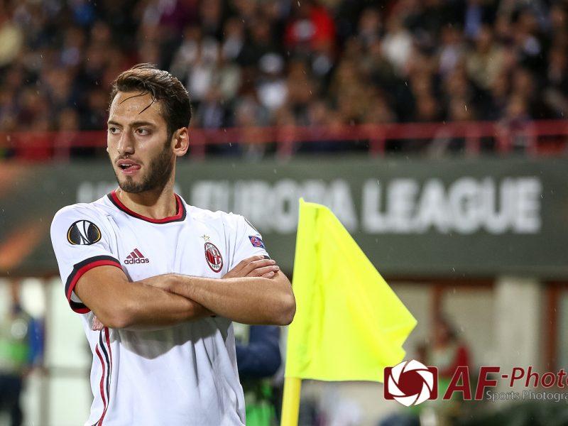 FK Austria Wien vs AC Milan