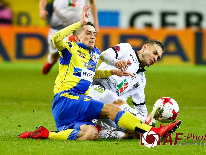 SKN St. Pölten vs RZ Pelletts WAC