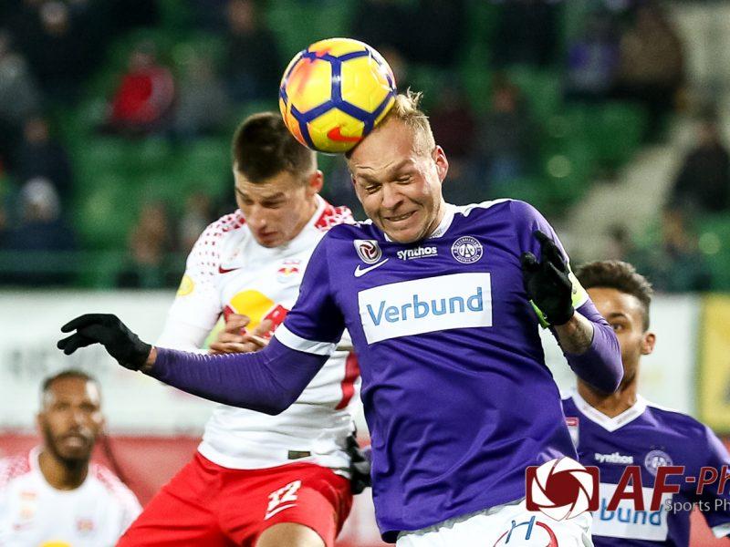 FK Austria Wien vs FC Red Bull Salzburg