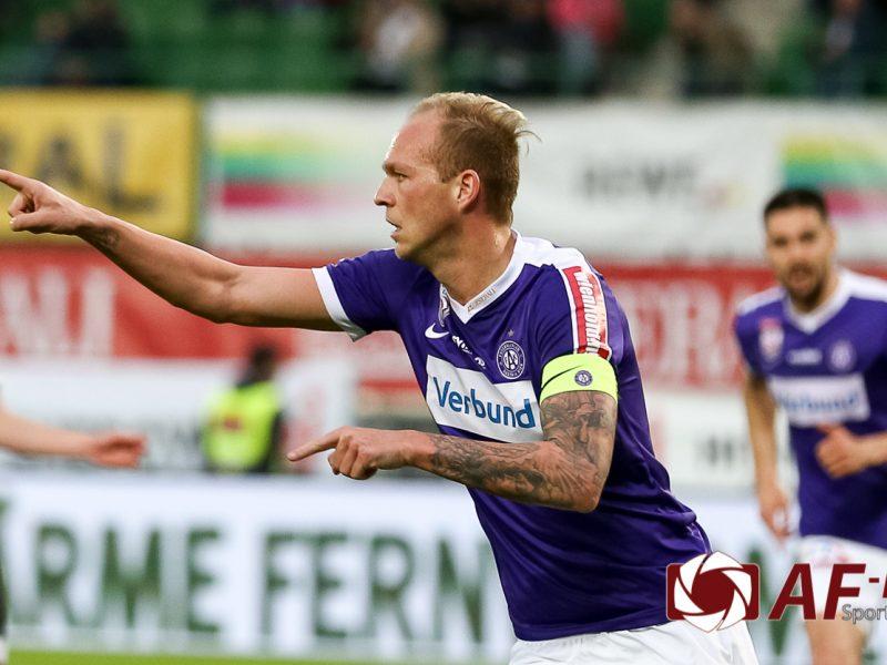 FK Austria Wien vs Cashpoint SCR Altach