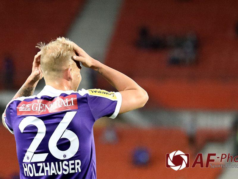 FK Austria Wien vs FC Flyeralarm Admira