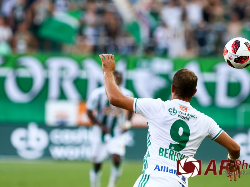 SK Rapid Wien vs Cashpoint SCR Altach