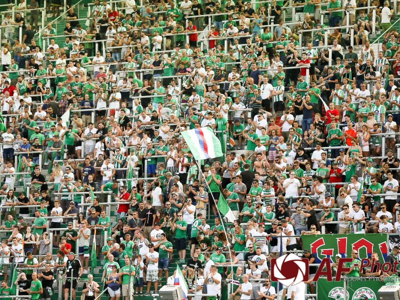 AK Rapid Wien vs RZ Pellets WAC