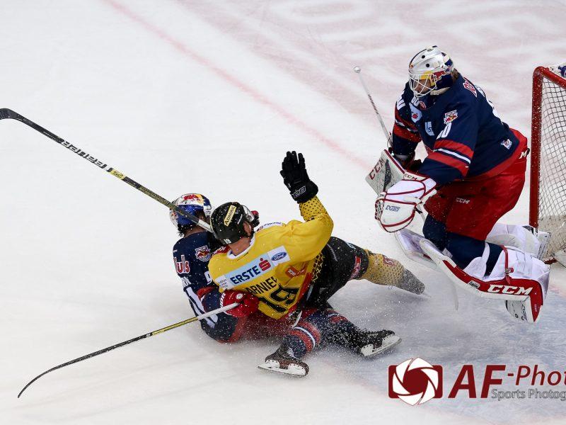 Spusu Vienna Capitals vs EC Red Bull Salzburg