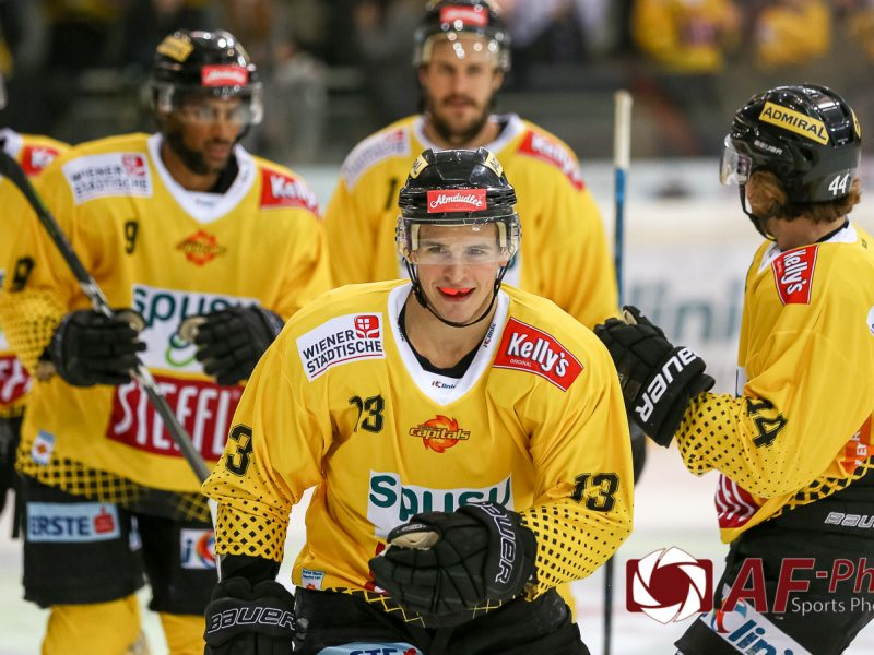 Vienna Capitals vs EHC Liwest Black Wings Linz