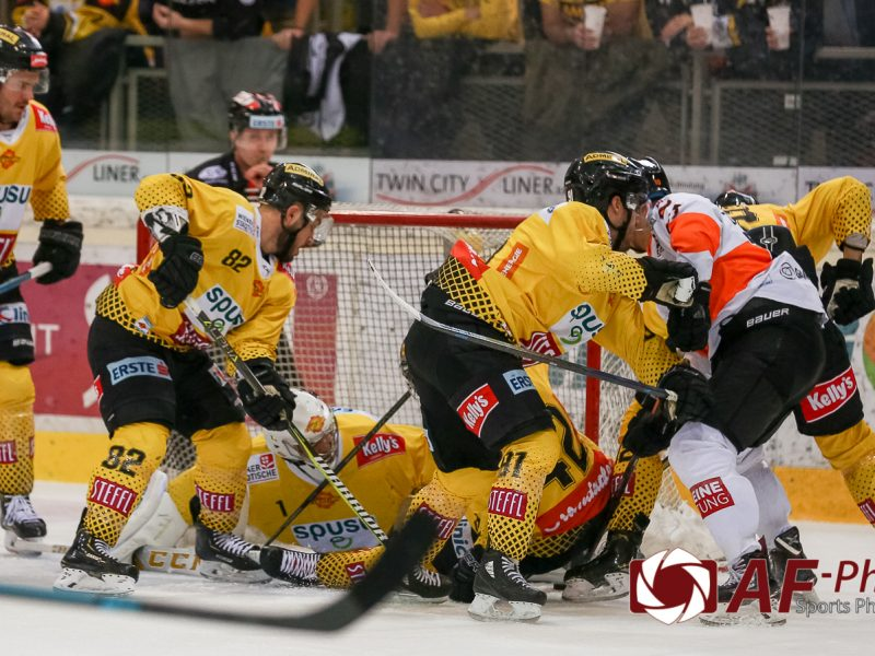 spusu Vienna Capitals vs Moser Medical Graz 99ers