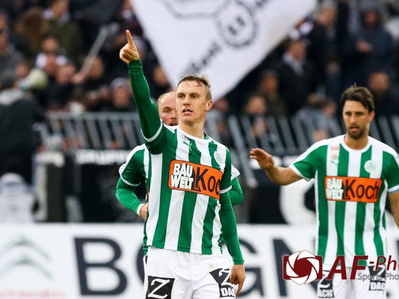 SV Mattersburg vs SK Puntigamer Sturm Graz