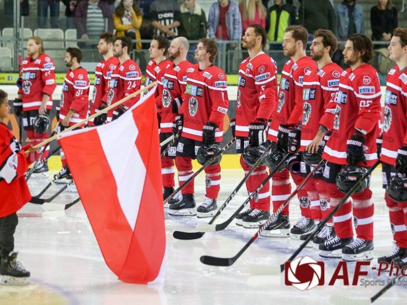 Österreich vs Dänemark