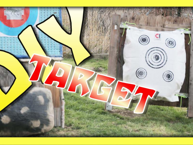 "DIY - ""Archery Targets"""