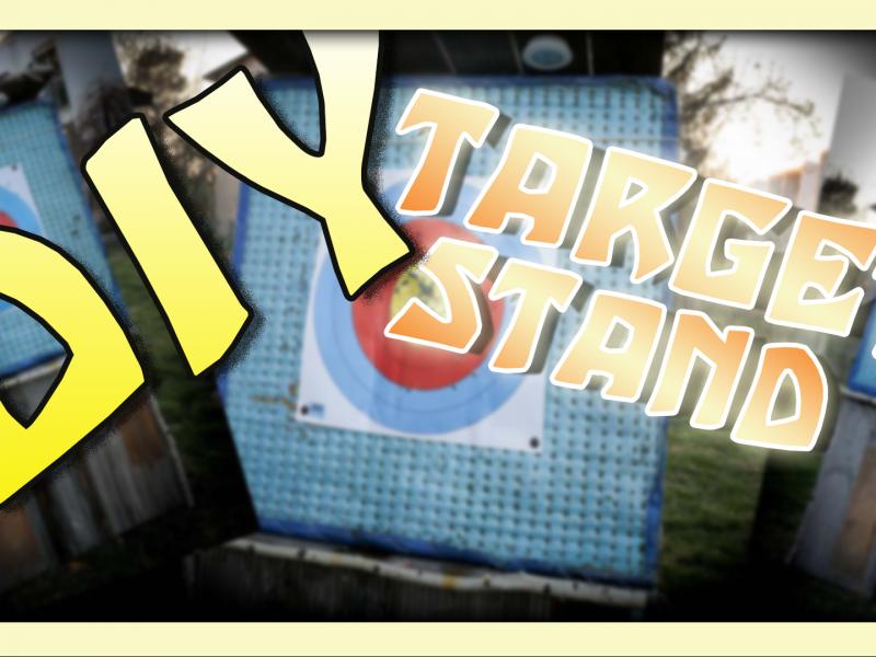 """DIY - """"Target Stand"""""""
