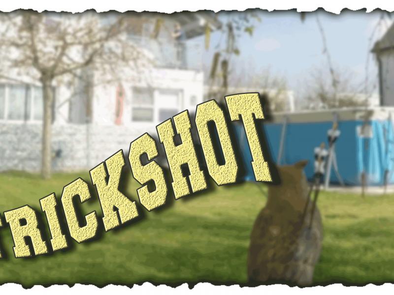 """Trickshot """"Balcony Shot"""""""