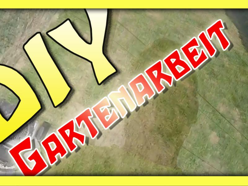 """DIY - """"Gartenarbeit - Training einmal anders"""""""