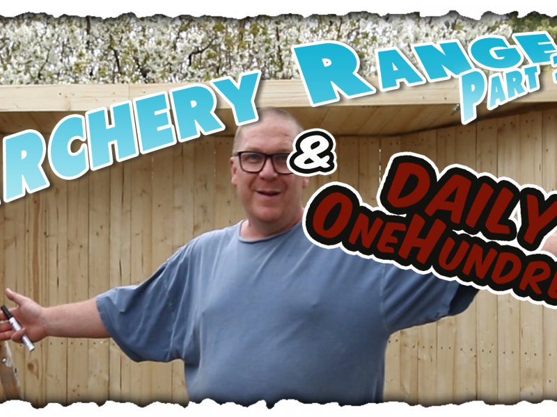 "DIY - ""The Archey Range Part Two"""