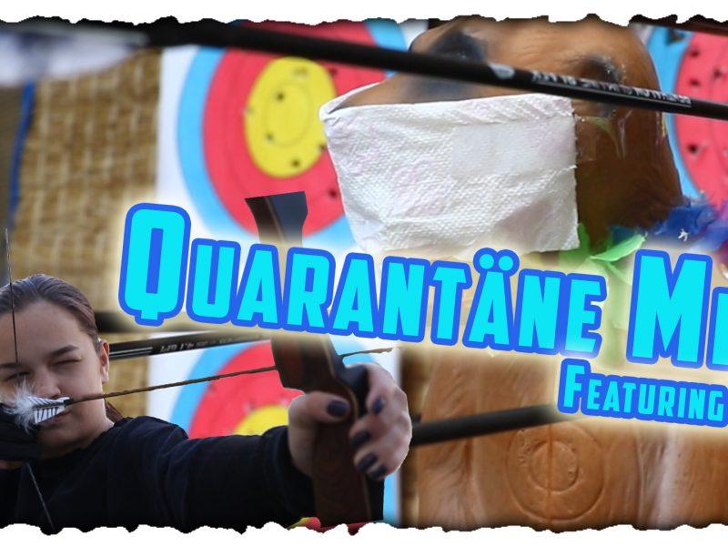 Quarantäne Mex musste behandelt werden